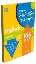 Buchcover Testmappe Englisch